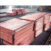 Preço barato 99.9 cátodo de cobre do fornecedor de China