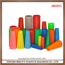 Plastic Perforated Spools