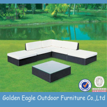 Conjunto de sofá de canto Outdoor Pool Side Furniture