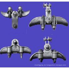 Xgh Aluminium-Legierung Clamp (Umhüllungsart) (Suspension Clamp)