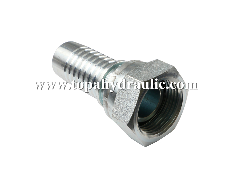 plastic marine push on hose flexible standard fittings