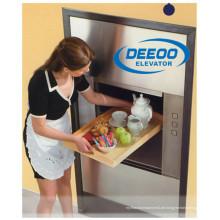 Geschwindigkeit 0.4m / S Küche Aufzug Dumbwaiter