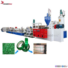 PET Strap Band Making Machine Extrusion Line