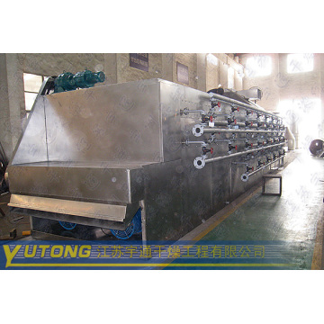 Mesh Belt Dryer Machine per frutta e verdura