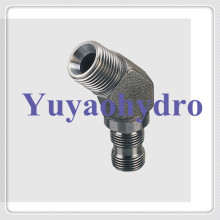 37 Deg Flare Cone Male Elbow Fittings