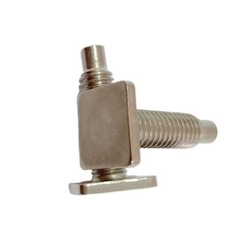 Т-образный болт из нержавеющей стали с квадратной головкой, поддержка запаса OEM