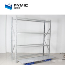 Light Duty Accessories Display Warehouse Metal Slotted Angle Rack System