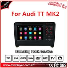 Hla 8795 Auto GPS DVD Spieler Android 5.1 3G Internet Auto DVD Spieler im Auto Video für Audi Tt Navigation