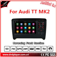 Hla 8795 Auto GPS DVD Player Android 5.1 3G Internet Car DVD Player in Car Video for Audi Tt Navigation