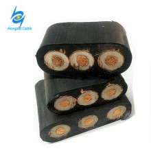 YJGCFPB GKFB High Voltage Flexible Flat Mining Trailing Cable