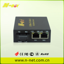 Europe style for Fiber To Ethernet Converter Adaptive Fast Optical Media Converter export to Italy Manufacturer