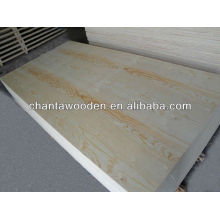 18mm radiata pine poplar core commercial plywood