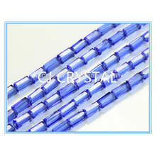 Nouveau design murano verre perles rectangle pour vente