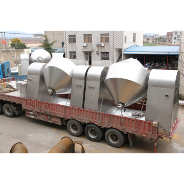 Ammonia Sulfate Double Tapered Vacuum Drying Machine