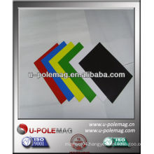 Flexible Rubber Magnet Sheet for Fridge Magnet