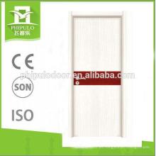 Alibaba nuevo modelo superficie melamina interior melamina puerta de madera