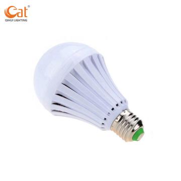 12W перезаряжаемая интеллектуальная светодиодная аварийная лампа