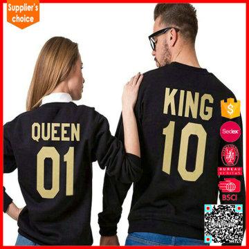 2017 New Design Branded Woolen Custom Wholesale couple sweater