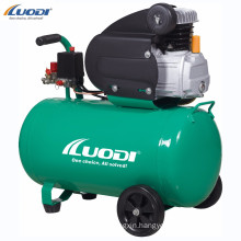 Protable direct driven air compressor 24L 2HP air compressor price