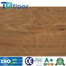 Бесплатный образец ПВХ крытый деревянный настил винила