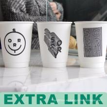 Nuevo producto original de aspecto agradable cilindro de café cápsulas caja de embalaje taza