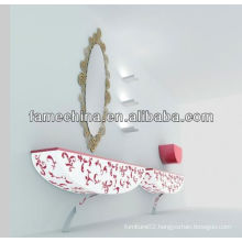 Enjoy Fashion Soft Closing corner cabinet for bathroom