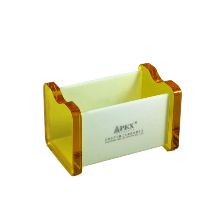 Wholesale Customized Acrylic Business Card Holder Box