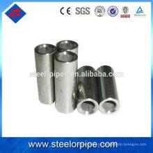 Alta qualidade rodada seção st35.8 tubo de aço sem costura tubo de liga