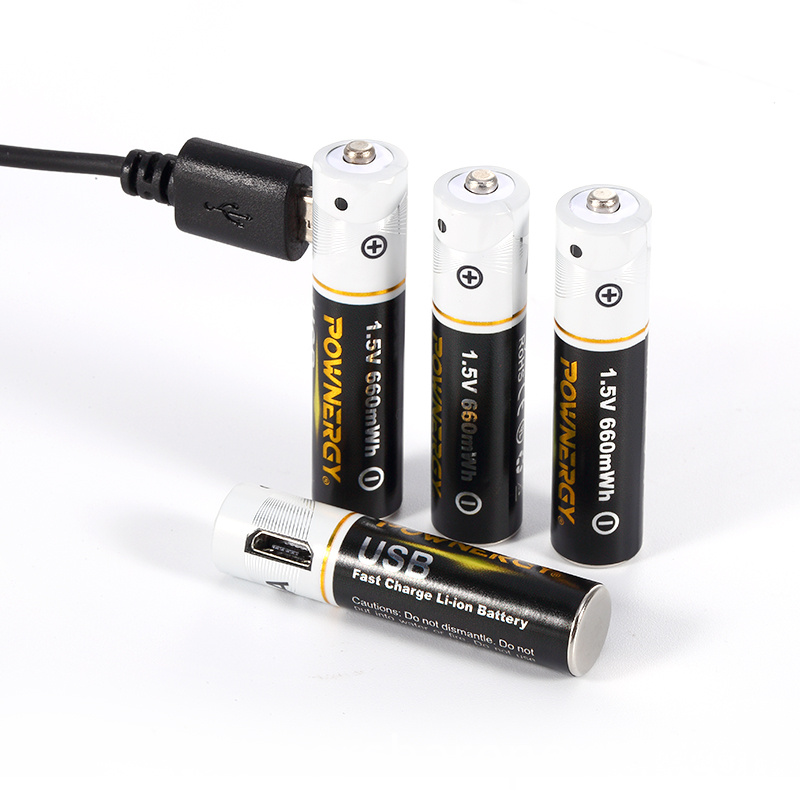 lithium ion aaa battery