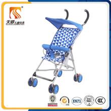 Leichte verstellbare EVA Räder Baby Pram Made in China