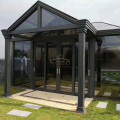 Shipping Container Glass House Wood Pvc Patio Cover