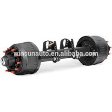 German types trailer axle