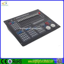 Sunny 512 DMX controller, console de iluminação de scanner