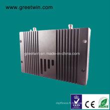 Répétiteurs de signaux mobiles à deux bandes Egsm / WCDMA 23dBm pour bureau (GW-23EW)
