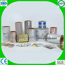 Folha de alumínio para Blister Package