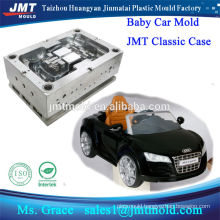 taizhou huangyan high quality electric injection mold kids & child & baby beach and car old europe plastic toy mould