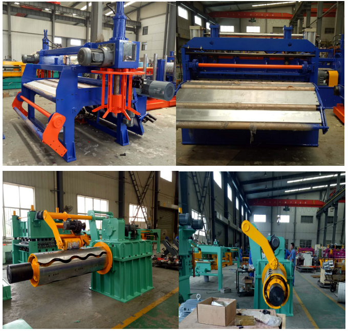 Steel Coil Processing Line