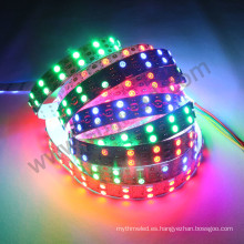 ws2812b sk6812 5v dotstar doble Led Pixel Strip 15mm 120 leds / m smd5050 rgb