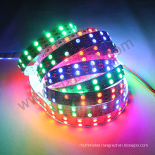 ws2812b sk6812 5v dotstar double Led Pixel Strip 15mm 120 leds/m smd5050 rgb