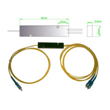 1*2 Optical Fiber Coupler Fbt