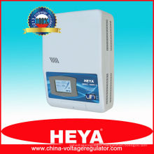 New Technology single phase high precision home automatic ac voltage stabilizer 4kva
