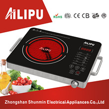 High Power Big Plate Infrared Cooker/Stove/Environmental BBQ Cooktop/Aluminium Shell Ceramic Hobs