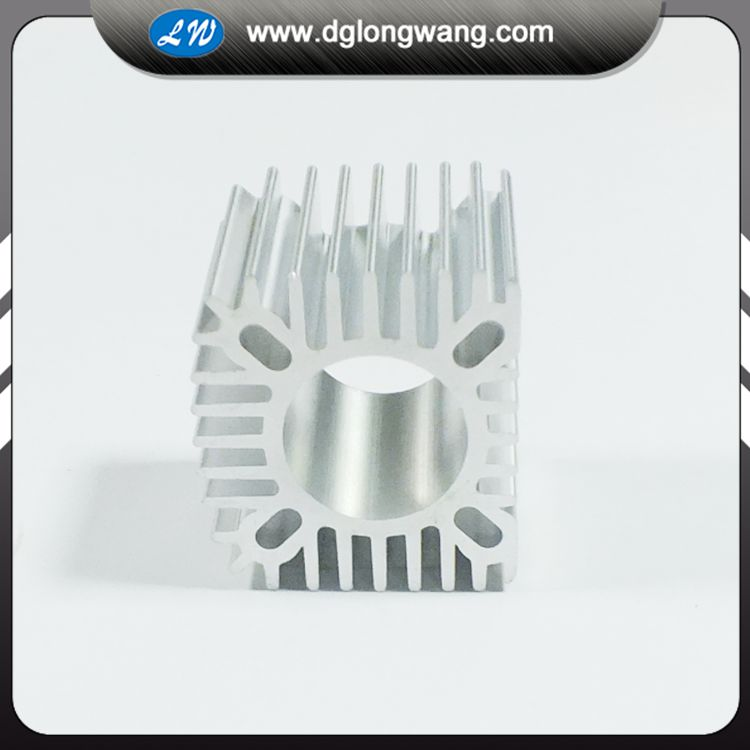 Customized Heatsink Machining
