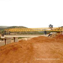 140t truss double girder bridge beam launcher