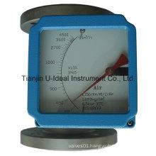 Mechanical / Electrical Variable Area Water Flow Meter Rotameter (LZ50-R1M1ESEXK1AIR)