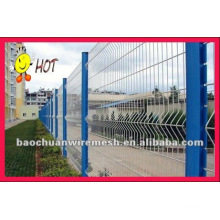 Home using pvc coated fences in store