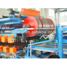 EPS sandwich panel machine for prefab roofing panel