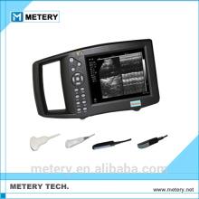 Equipo portátil de ultrasonido veterinario serie MT100