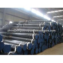 ASTM sa-192 17,1 mm pour tuyau en acier au carbone sans soudure 168,3 mm