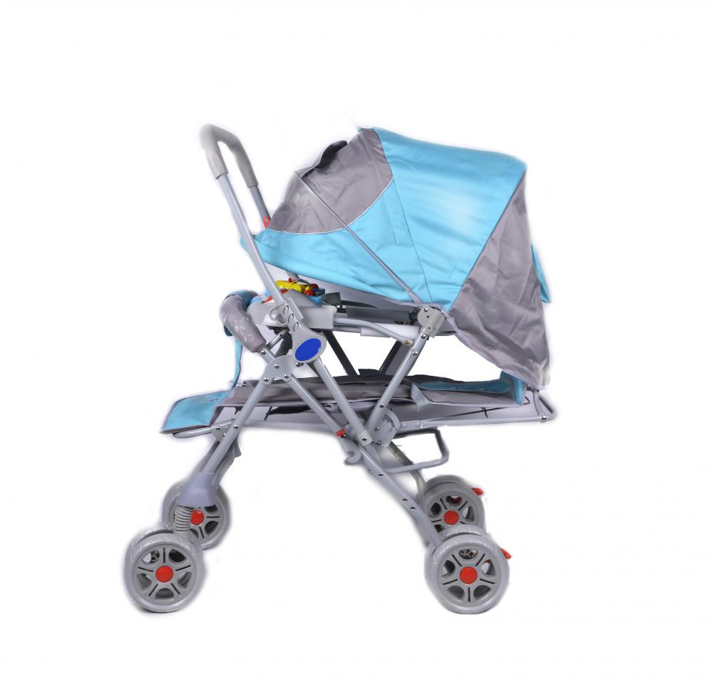 Reversible Handle Bar Baby Stroller